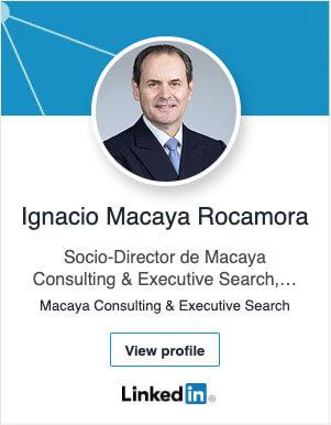 Perfilk de Ignacio Macaya en Linkedin